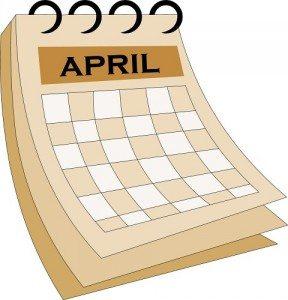 aprilcal